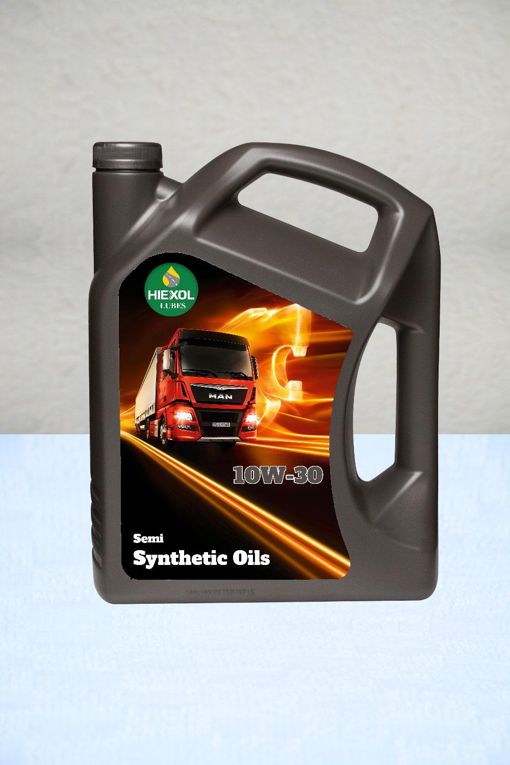 Semi Synthetic Oils